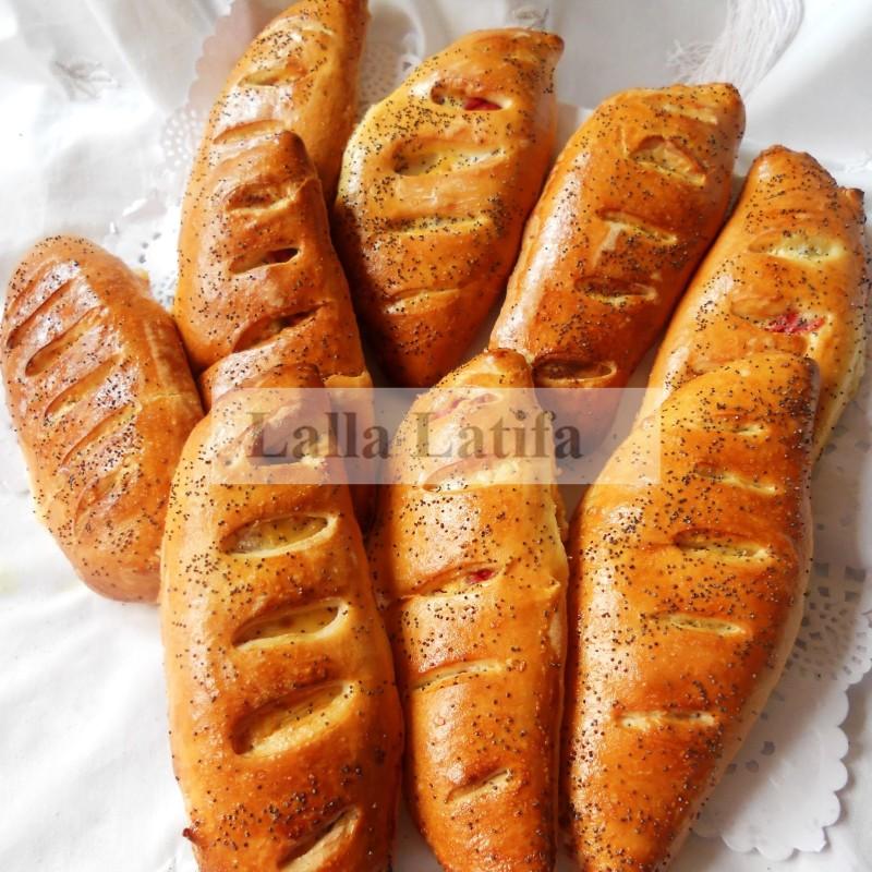 Les secrets de cuisine par lalla latifa baguettes au for Secrets de cuisine