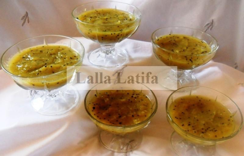 Les secrets de cuisine par lalla latifa compote pommes for Secrets de cuisine