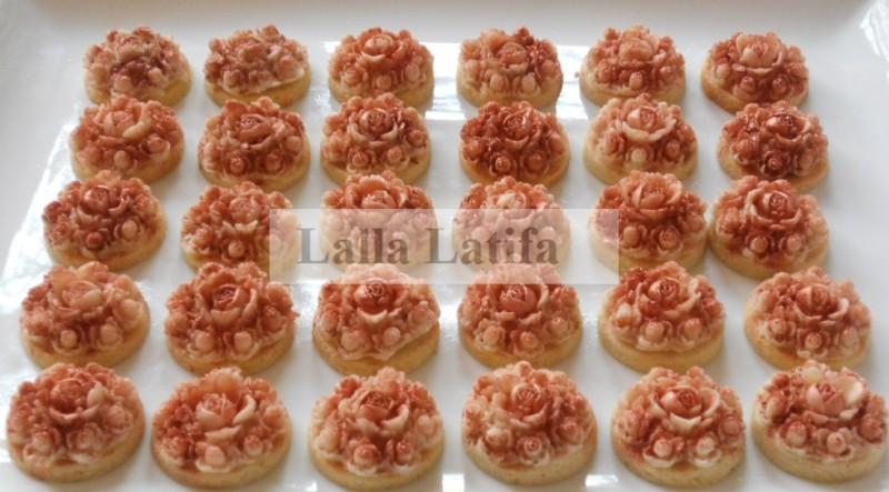 Gâteaux prestiges aux amandes