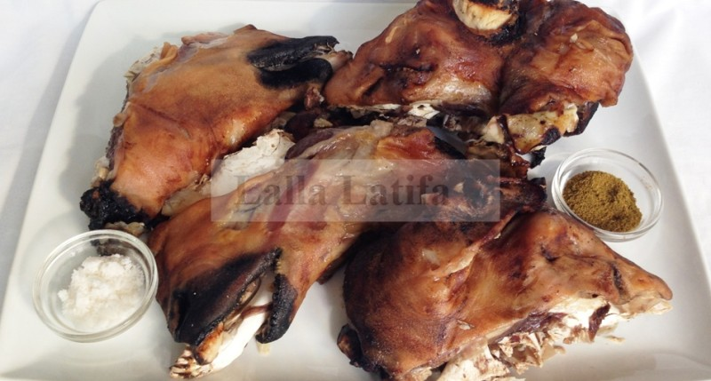 IMG 1382 طرق تحضيراكلات عيد الاضحى من المطبخ المغربي غاية في اللذة