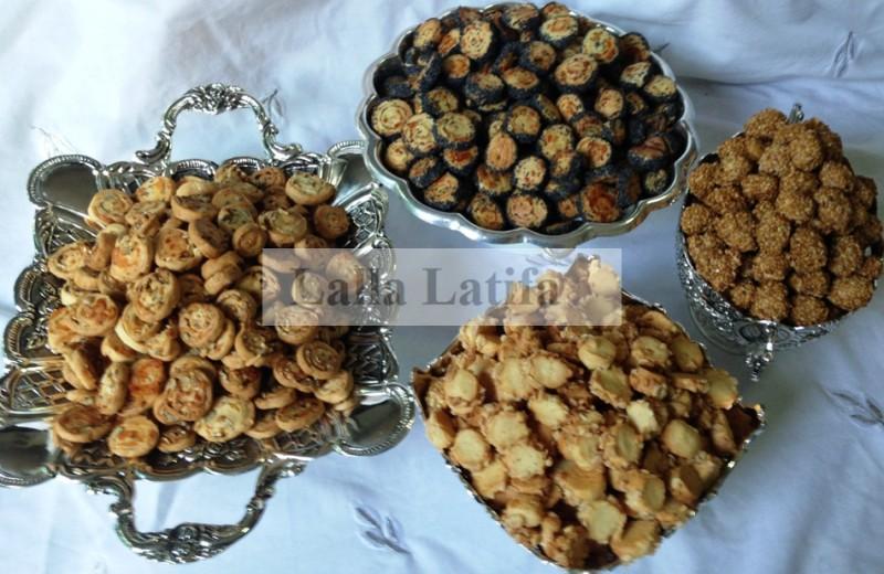 Les Secrets De Cuisine Par Lalla Latifa Amuses Gueule Salees