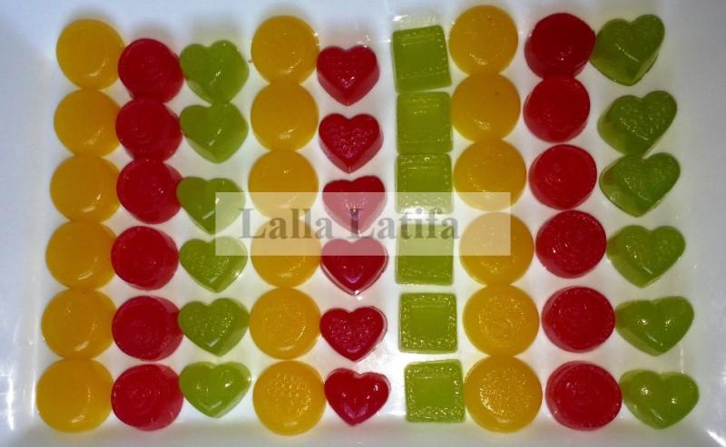 les secrets de cuisine par lalla latifa p 226 te de fruits 224 l agar agar au thermomix