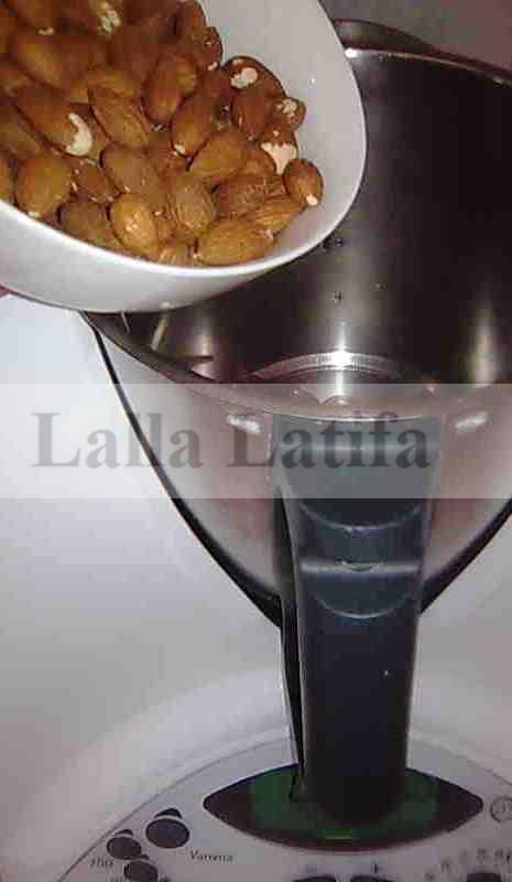 Les secrets de cuisine par lalla latifa fakkass aux for Tamiser cuisine