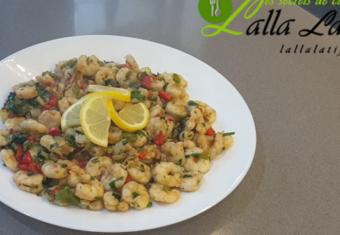 Les Secrets De Cuisine Par Lalla Latifa Crevettes